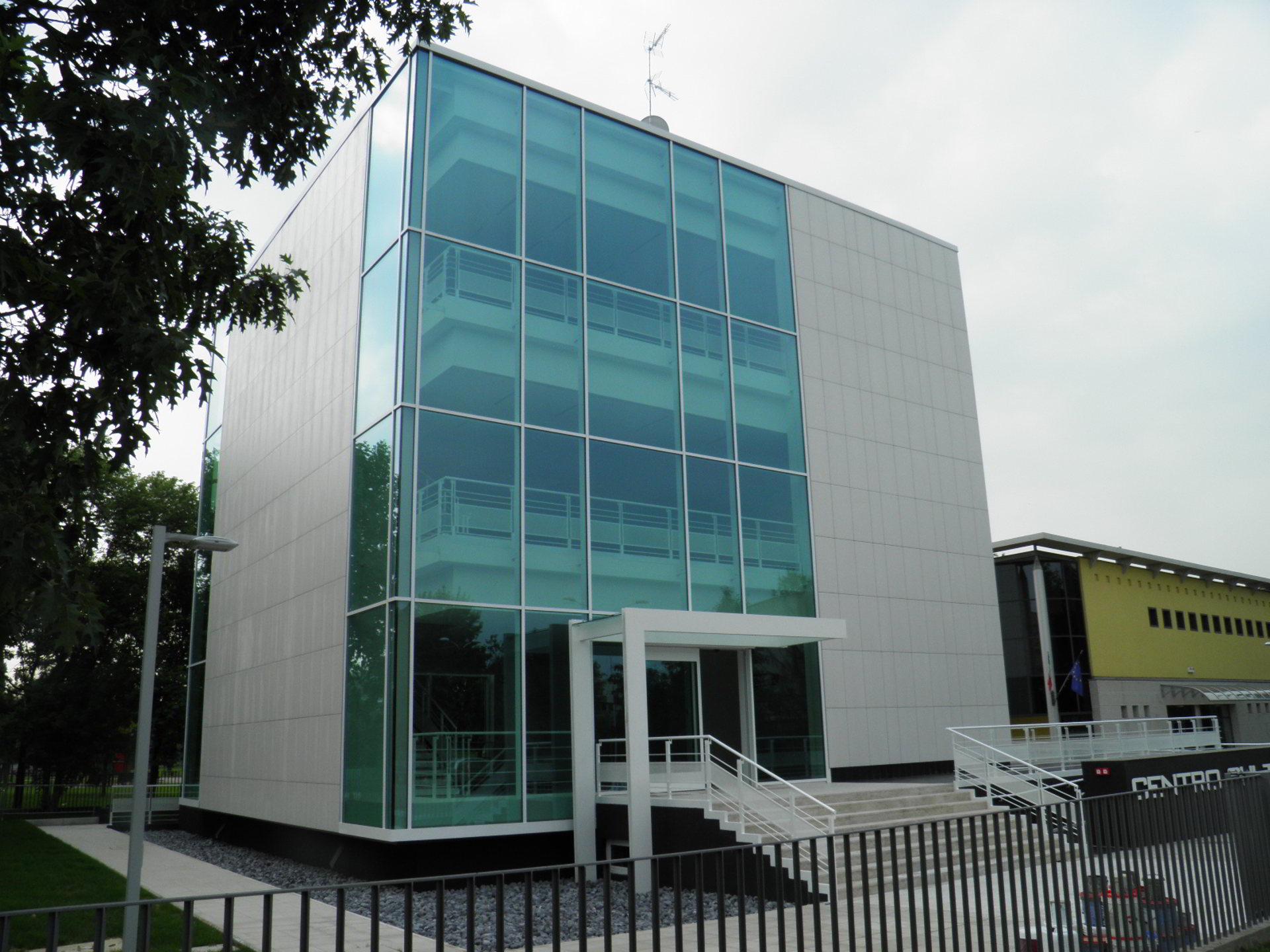 Biblioteca Comunale Brusaporto (BG) - Certificazioni RG Impianti