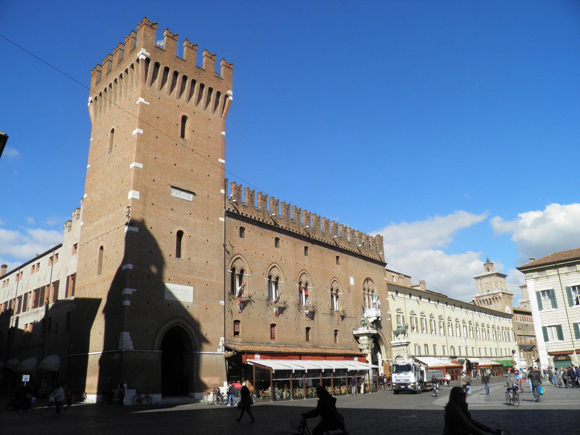 Municipio Ferrara