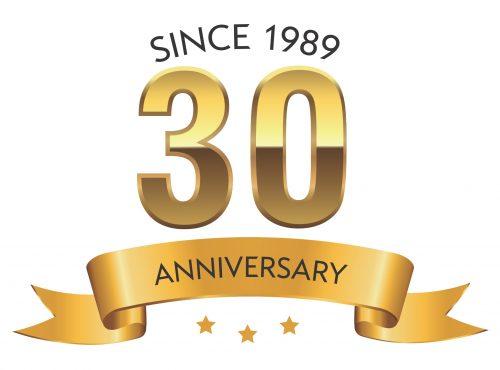 Buon 30° compleanno R.G. IMPIANTI