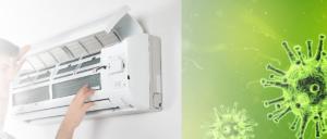 Sanificazione e disinfezione climatizzatori